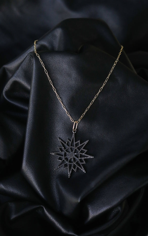 STARRY NIGHTS Burst Necklace