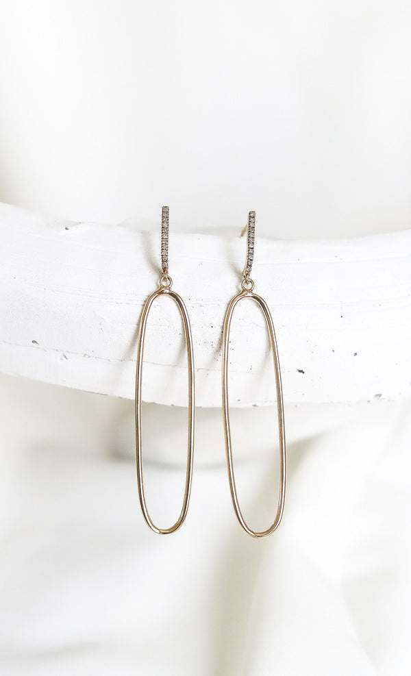 LAWSON Drop Earrings