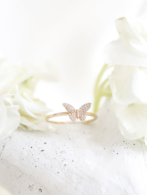 REMI Butterfly Ring - PRE PRDER
