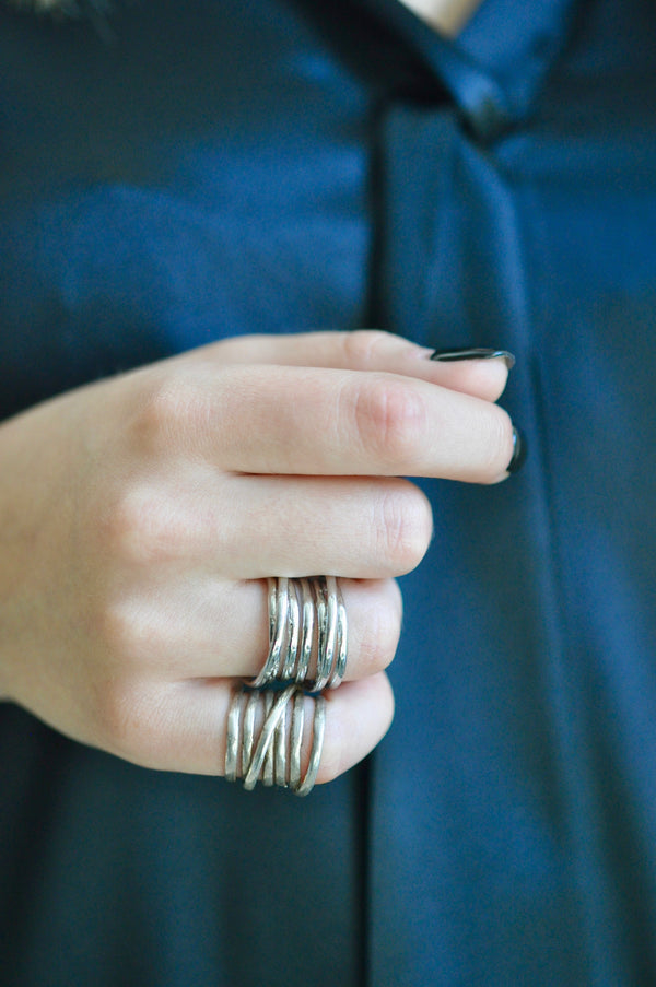 RILEY WRAPPED RING