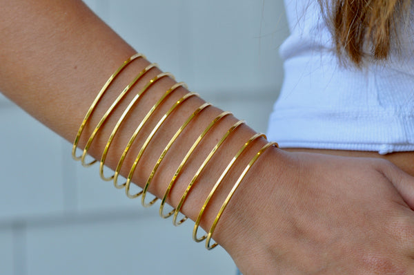 NOA Gold Gleam Cuff