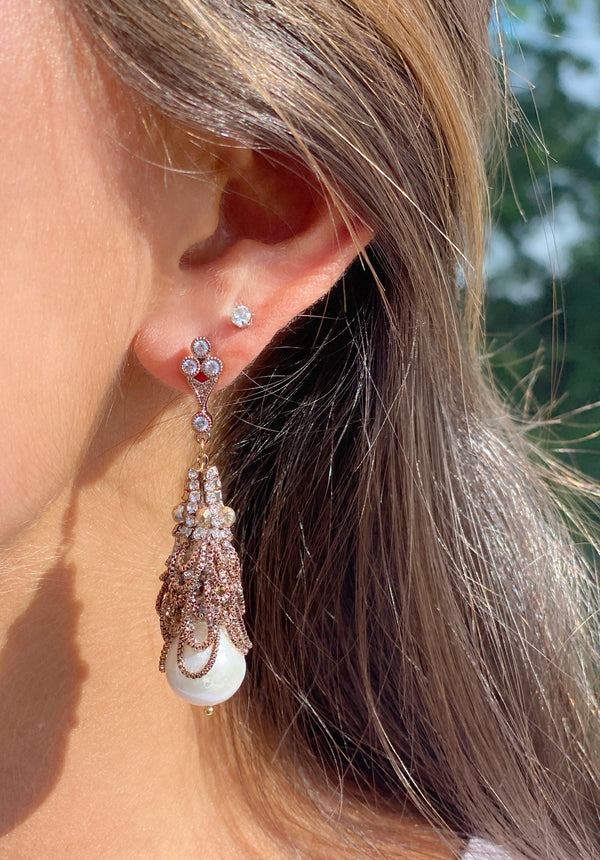 DALIA DROP Earrings