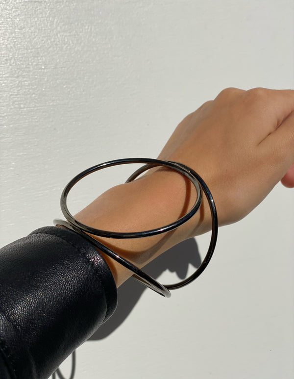 TRIPLE RING Bangle