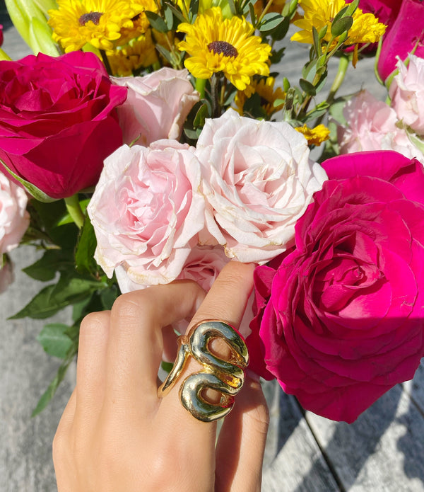 RIVER Statement Ring