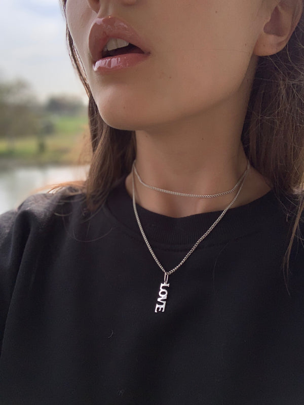 LOVE DROP necklace