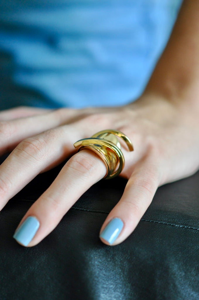 NAN Wrapped Ring