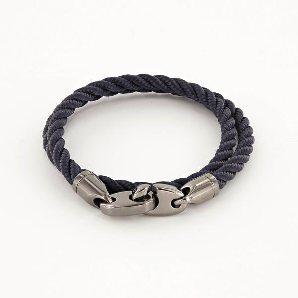 Player Double Wrap Rope Bracelet