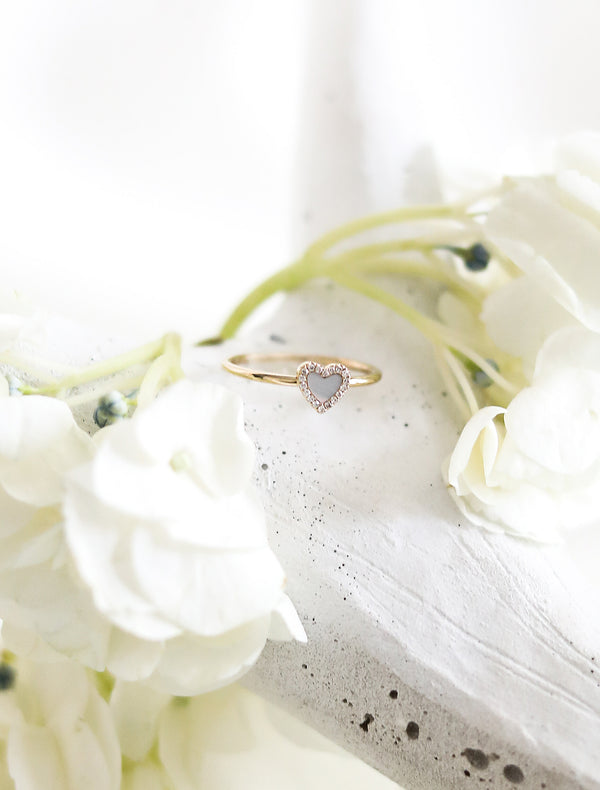ELIOSE HEART Ring