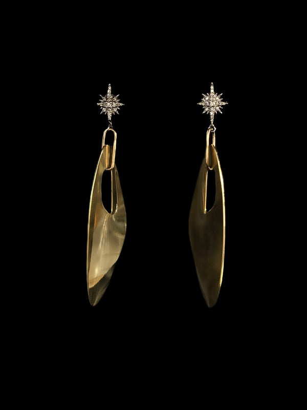 TEMPEST Star Drop Earring