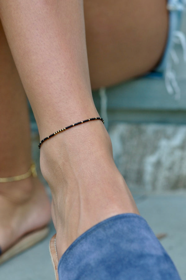 Juju Beaded Anklet