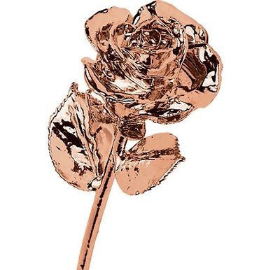 24KT Gold Dipped Rose Made in USA - Giu Giu Boutique  - 1