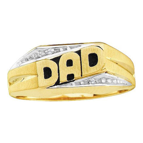 Giu Giu Jewelry Men's Gold Ring - Giu Giu Boutique