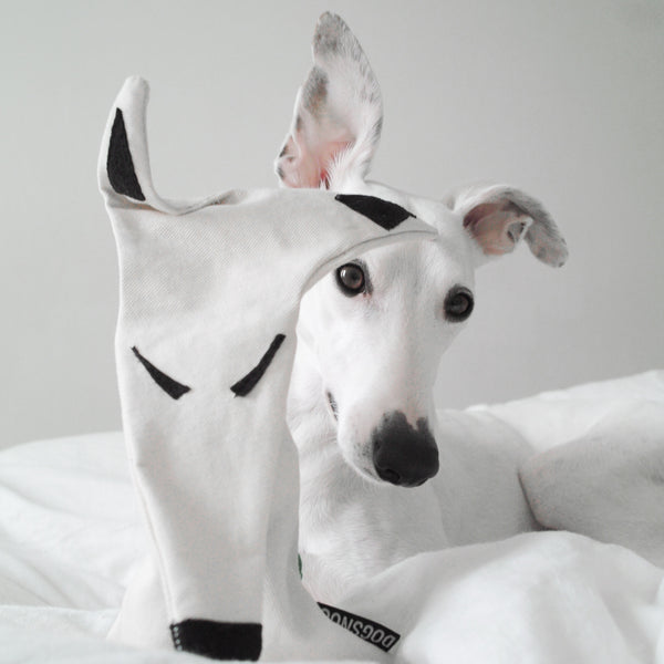 "Puzzle Dog Toy ""Where is the Fruit Alfred the Whippet?"""