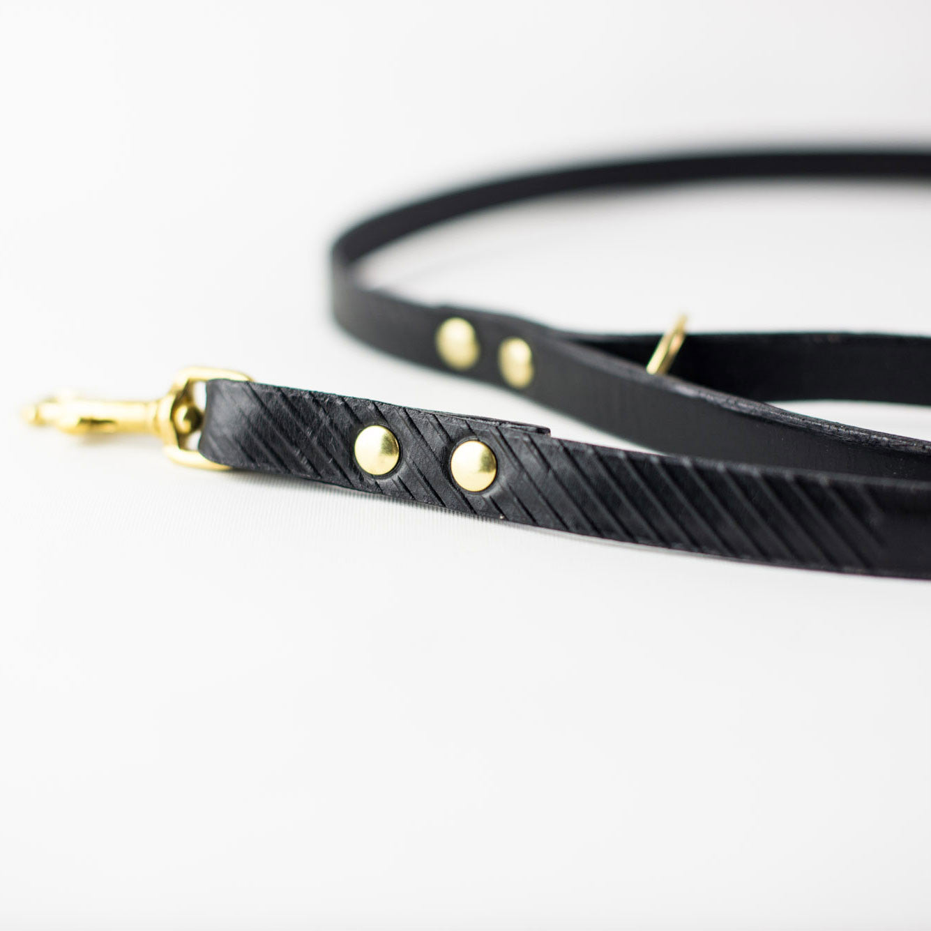 Leather Dog Lead