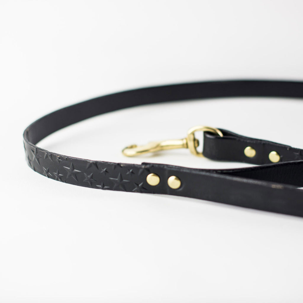 Leather Dog Lead by Dogsnug