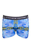 Angelico Angels feathers Latin print unique daring underwear slips boxers diversity Online Clothing Store Shopping Clothes Men Shop Fashion Designer rock photo festival look vegan style yoga fitness nosweatshop ethical tattoo pride Madonna kylie rihanna mya spicegirls rupaul dragqueen lgbt transgender model photoshoot