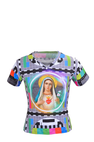 Virgin virginmary pop unique daring tees diversity Online Clothing Stores Shopping Clothes Men Shop Fashion Designer rock photo festival look vegan style yoga fitness nosweatshop ethical tattoo London pride Madonna kylie rihanna mya spicegirls rupaul dragqueen lgbt transgender tapes music model photoshoot dope fresh