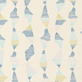 Cloud9 Rain Walk Organic Cotton - Reflect in Blue