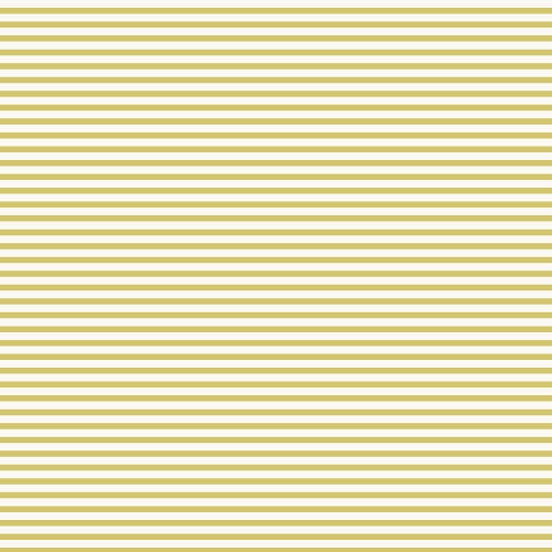 Cloud9 Organic Cotton Knit - Citron Stripe