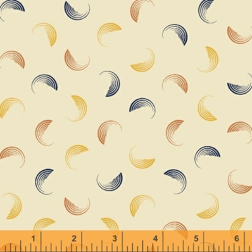 Just a Trim fabric from Kim Andersson's Good Hair Day collection - Spool Pittsburgh