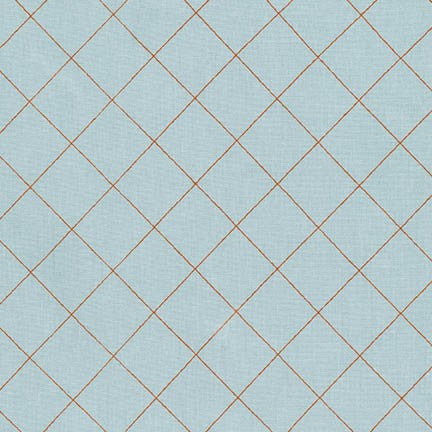 doe criss cross fabric sky