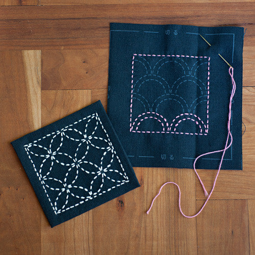 UNWIND - Thursday, May 18th, 6:30-8:30pm - Sashiko Embroidery