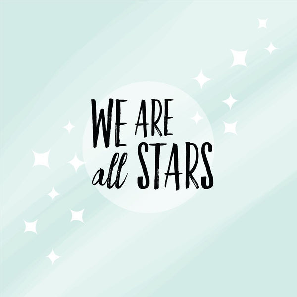 We are All Stars - Fat Quarter Bundle