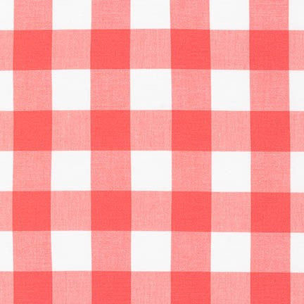 Carolina One Inch Gingham