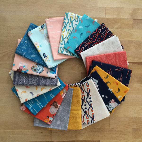 Good Hair Day Fat Quarter Bundle