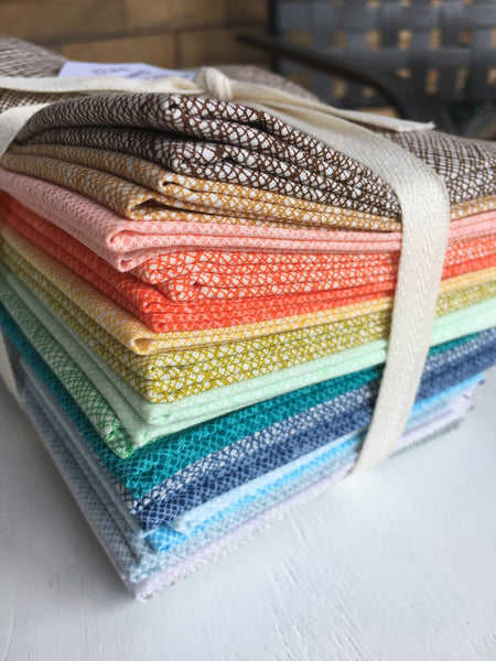 Architextures Crosshatch Fat Quarter Bundle