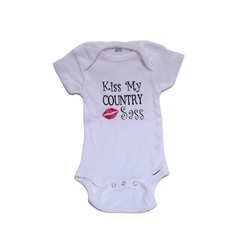 Country Sass Onesie