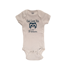 Owl Love You Onesie