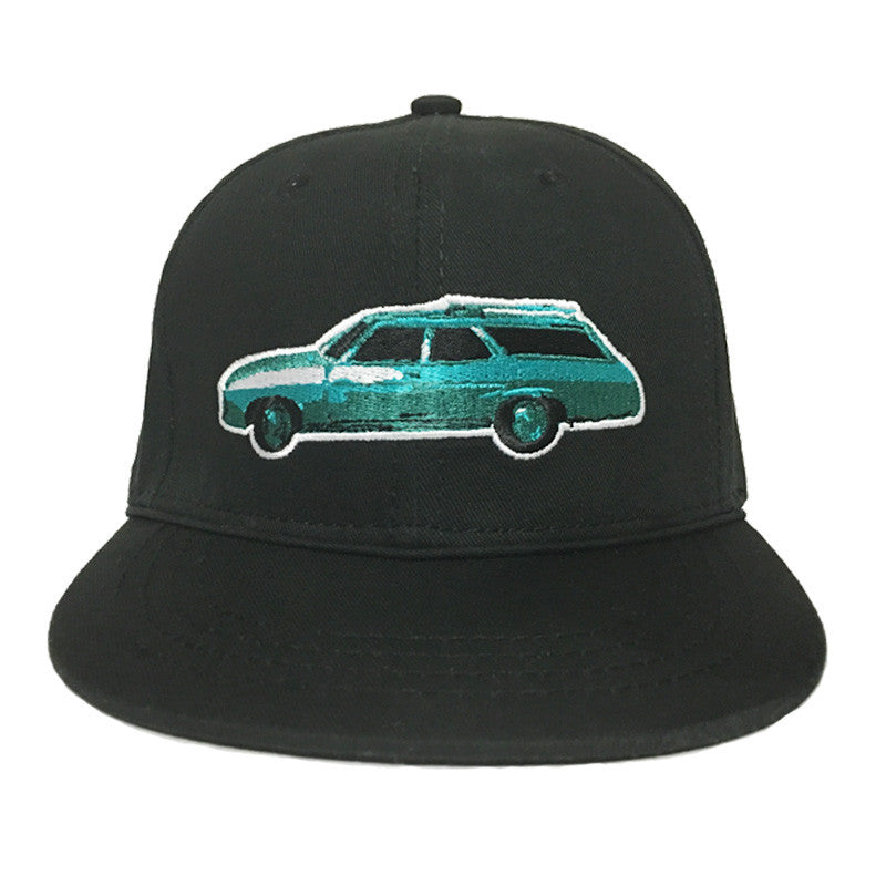 Commodore Wagon Snapback