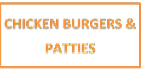 Chicken Burgers & Patties