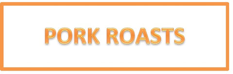 Pork Roasts