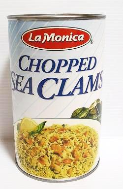 Lamonica 51oz can Chopped Clams  $12.99