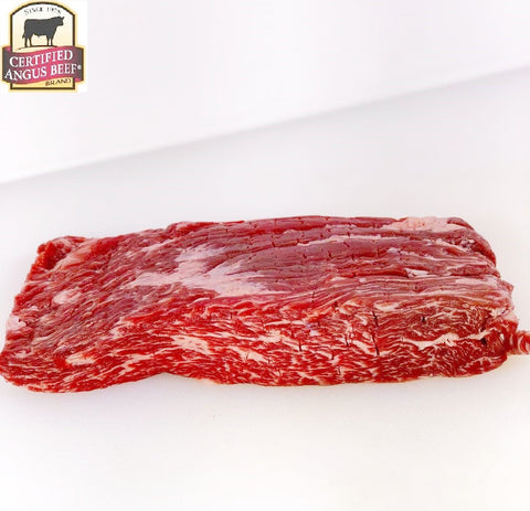 **New** Certified Angus Beef Flap Steak   Sale  $12.99lb