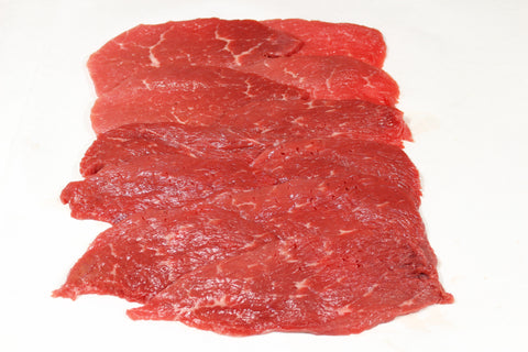 Beef Round Minute Steaks   $5.99lb - $6.49lb
