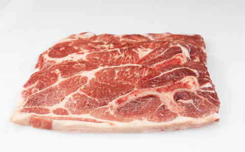 Bone-in Pork Steaks  $2.99lb