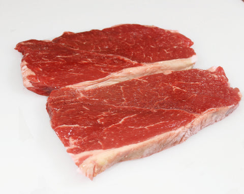 "*Beef Shoulder ""Tender"" Steaks $4.99lb     Sale Price $4.49lb"