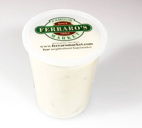 ***Ferraro's New England Clam Chowder  $6.99 Sale $5.98