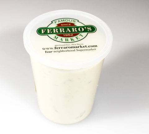 *Ferraro's Rhode Island Clam Chowder    Sale Price $5.98