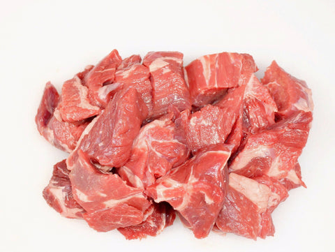 ***Beef Chuck Stew Meat  $5.99lb  Sale $3.99lb