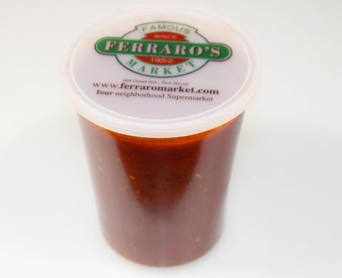 *Ferraro's Store-made Red Clam Sauce    Sale Price $5.49