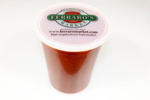 *Ferraro's 32oz store-made Bolognese (Meat) Sauce  $7.99    Sale Price $5.99