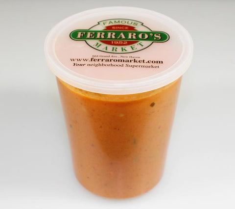Ferraro's Own Seafood Bisque  $7.99