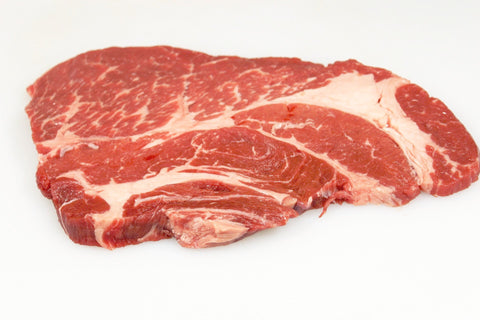 "***Boneless Beef Chuck Roll ""Charcoal"" Steak  $6.89lb  Sale $4.99lb"