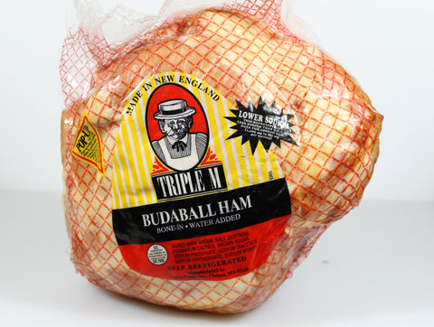 *Budda Ball Triple M Whole Hams $3.99lb  Sale $2.99lb