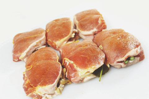 Gourmet Stuffed Boneless Pork Chops    $5.99lb