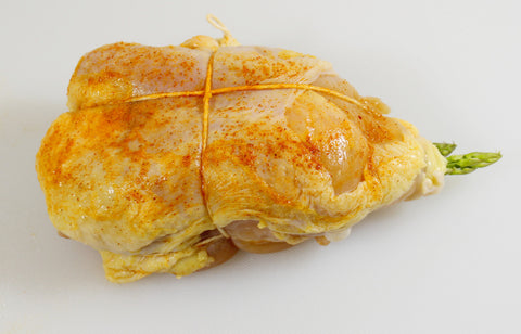 Stuffed Boneless Chicken Breast      $6.99lb